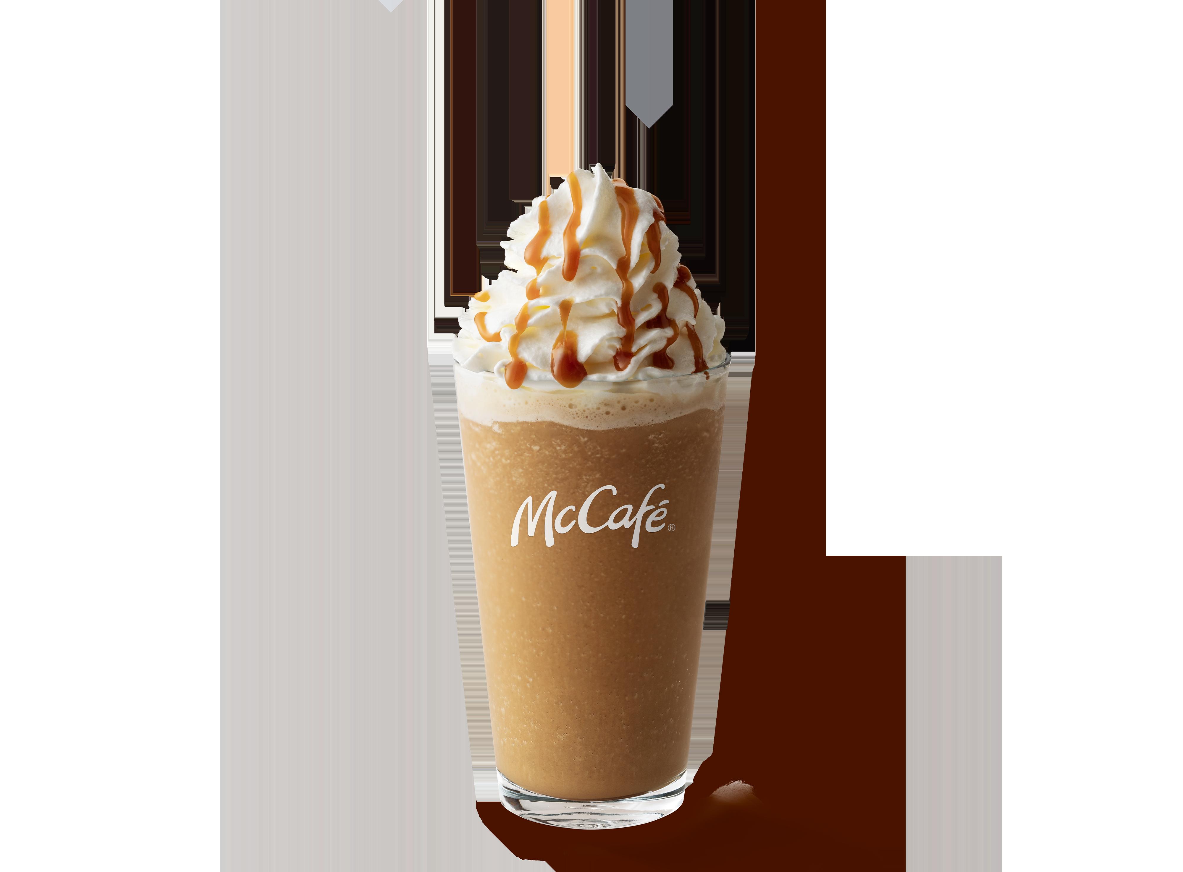 Caramel Caffé Frappé Tall