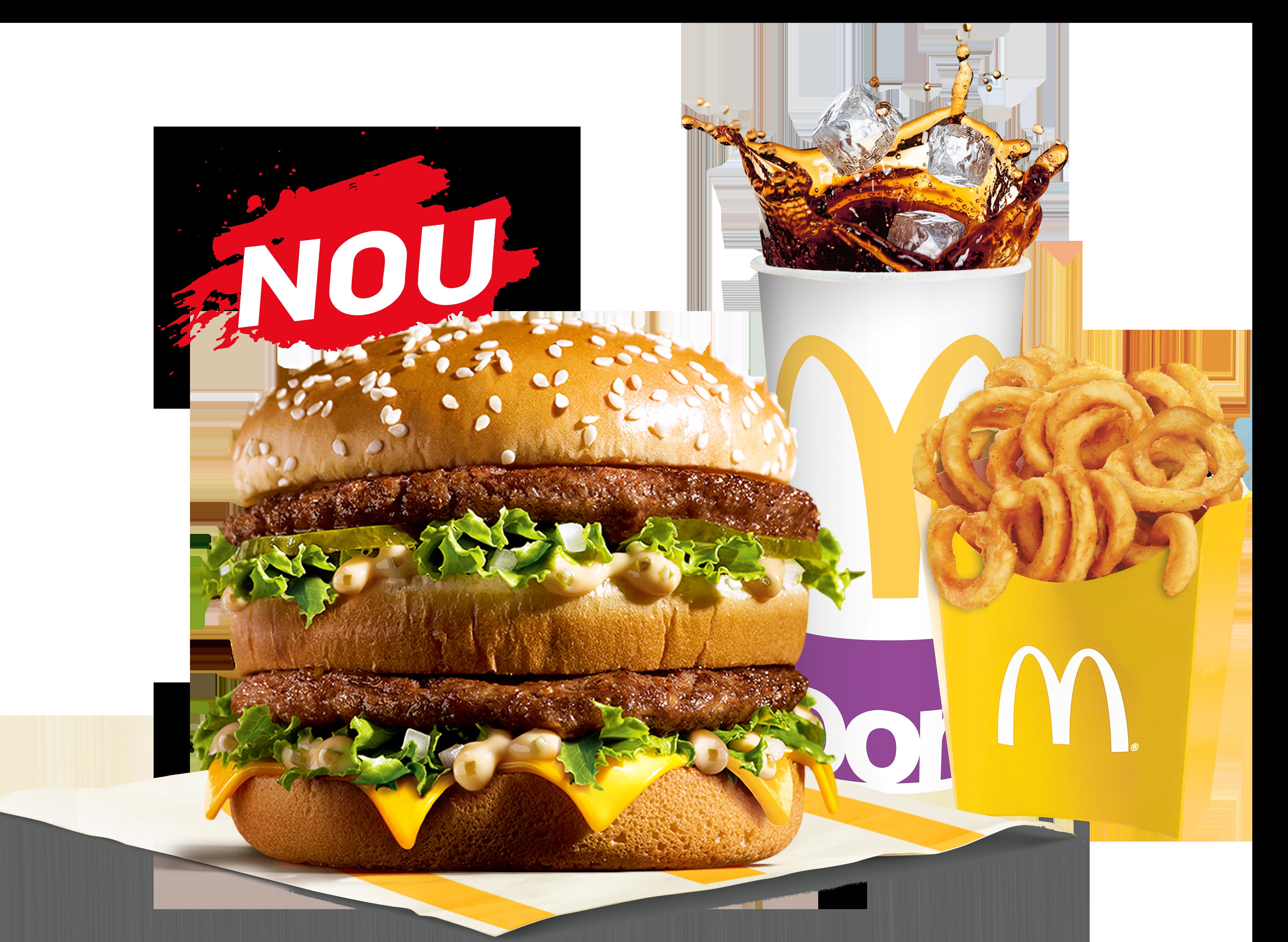 Meniu Maxi Grand Big Mac
