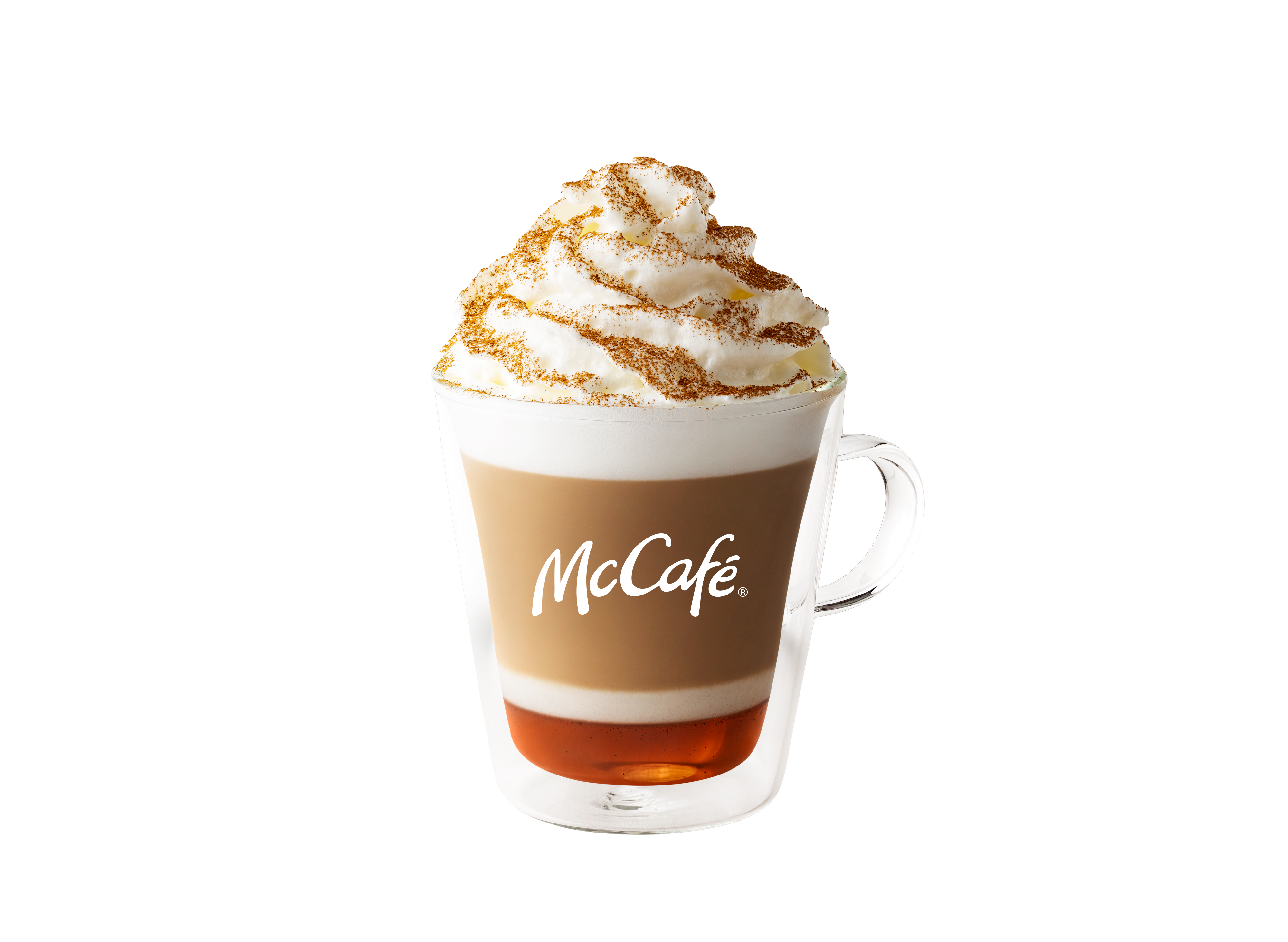 Pumpkin Spice Latte and Whipped Cream